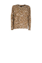 AMIGO Dark animal print