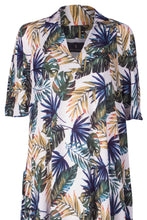 LILO-B White jungle print