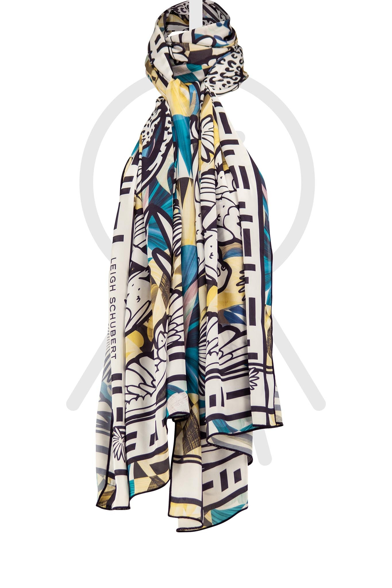 SCARF Tropical Yellow