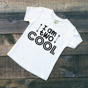 I Am Two Cool