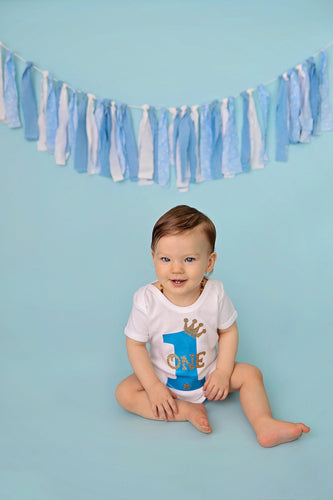 Boys First Birthday Shirt