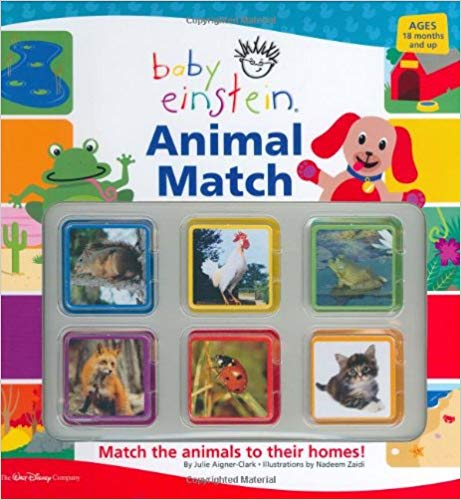 Animal Match - Baby Einstein