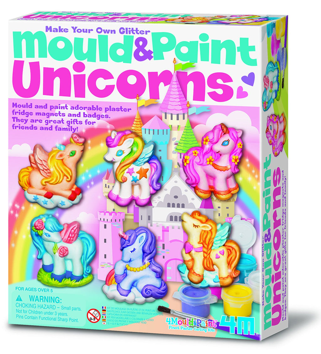 Johnco Mould & Paint Unicorn