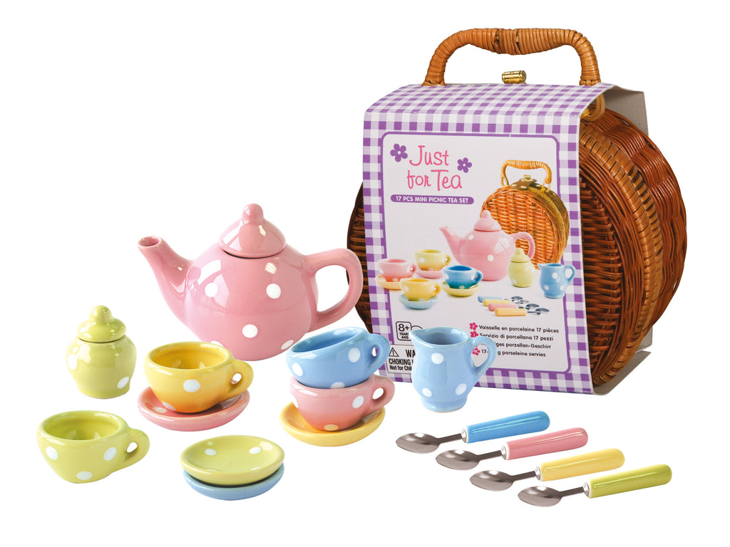 Porcelaine Mini Tea Set