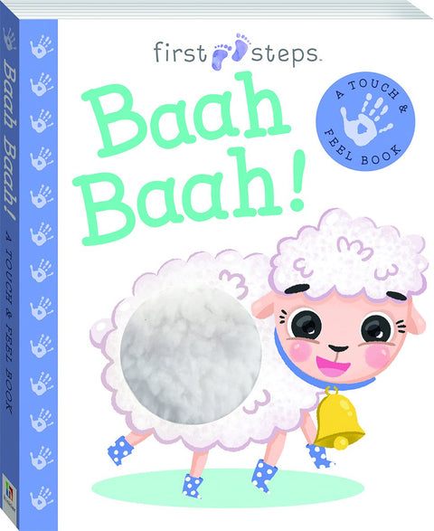 Johnco Baah Baah touch and feel book