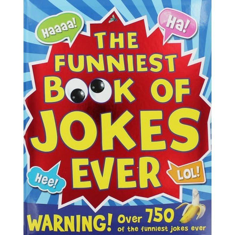 Johnco The Funniest Book of Jokes Ever