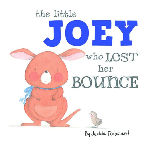 Johnco The Little Joey who lost her Bounce