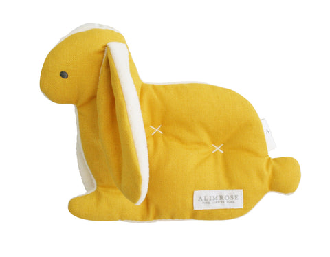 Toby Bunny Comfort Toy In Butterscotch