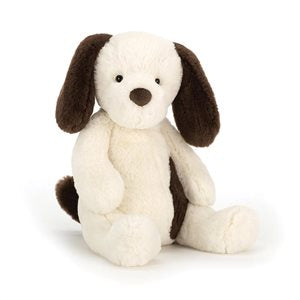 Jellycat Puffles Puppy Soft Toy - apaprox: 32cm