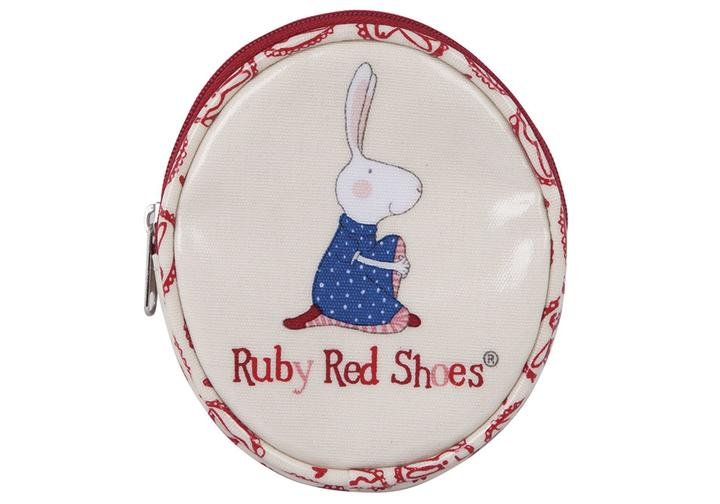 Ruby Red Shoes Kids Coin Purse