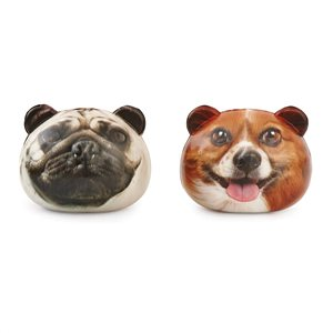 Pets Feeling Ruff? Dog Stress Ball - Pug