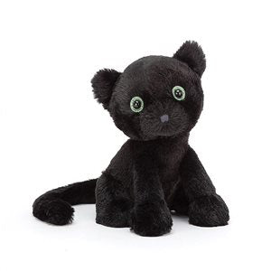 Jellycat Starry Eyed Kitten Soft Toy - 18cm