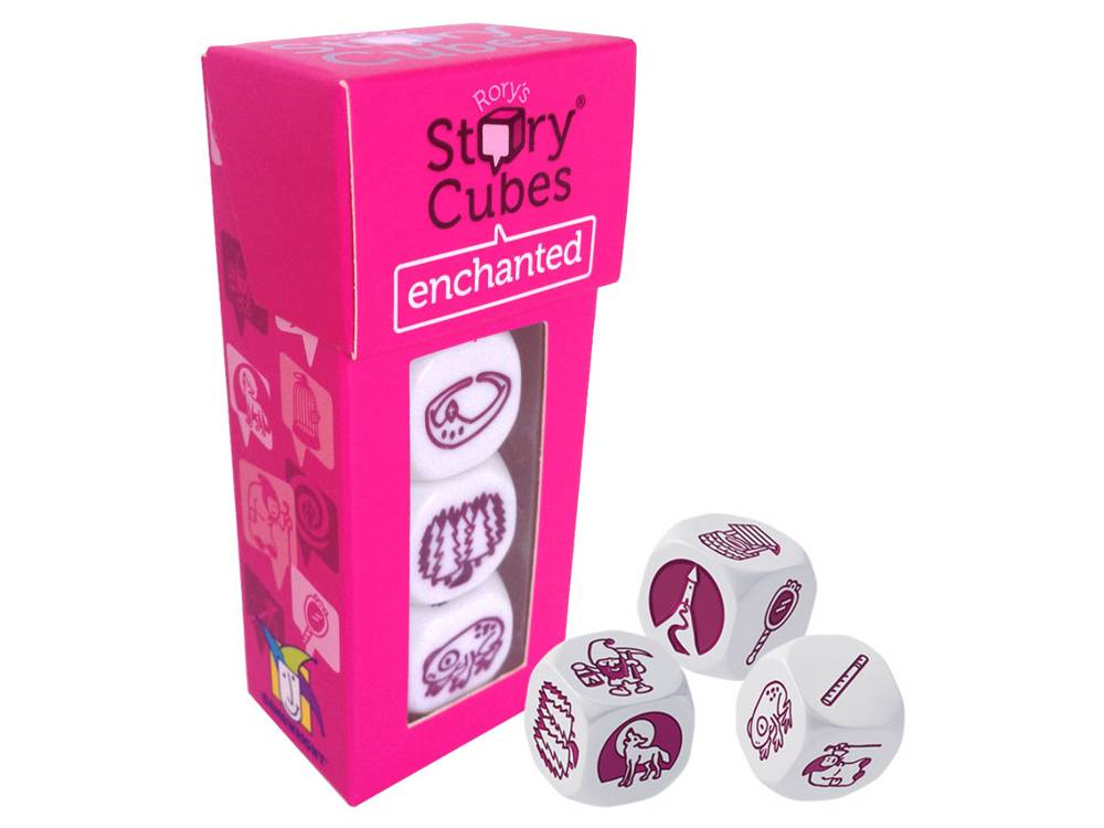 jedko games rorys story cubes enchanted