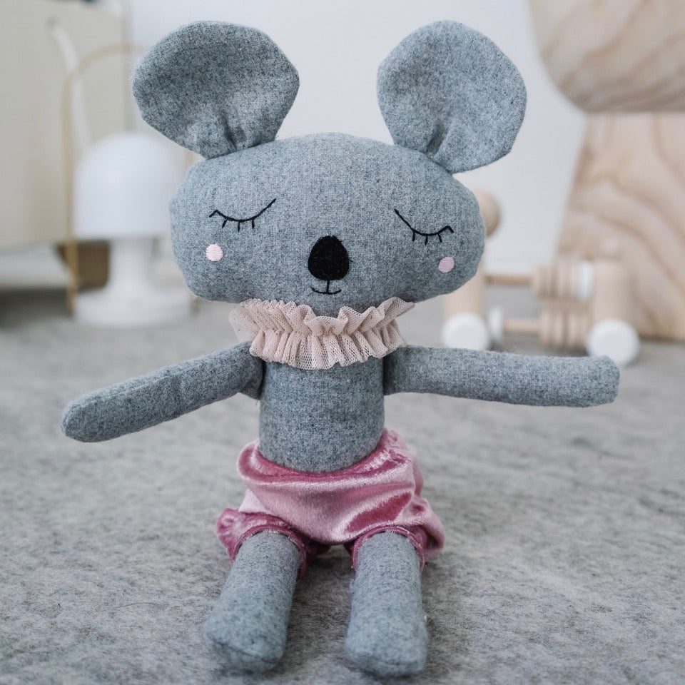 Soft Toy - Mabel Mouse