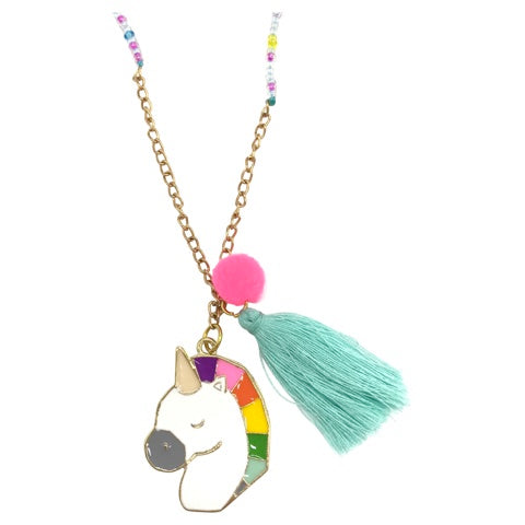 Kids Necklace - Unicorn