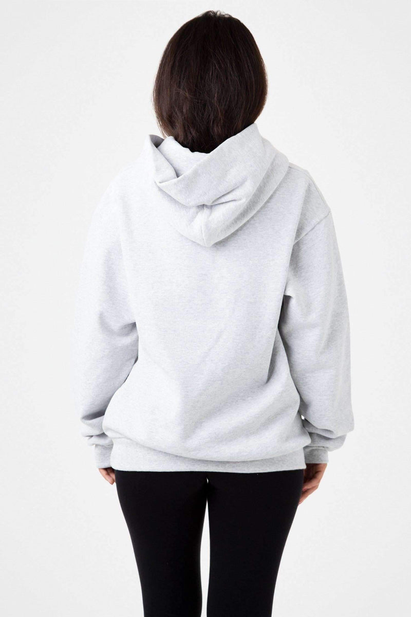 HF09 Unisex - 14oz. Heavy Fleece Hooded Pullover Sweatshirt Sweatshirt Los Angeles Apparel