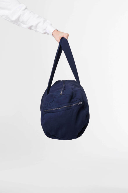 BD04 - Bull Denim Diagonal Strap Gym Bag Bags Los Angeles Apparel