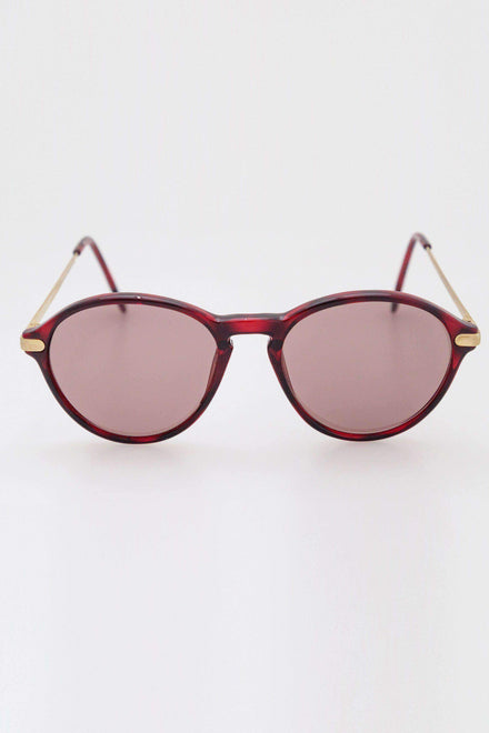 CHSWTHSG - Chatsworth Vintage Glasses Sunglasses Los Angeles Apparel Demi Red 52/50