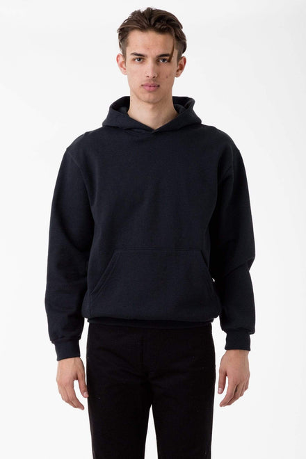 HF09 - 14oz. Heavy Fleece Hooded Pullover Sweatshirt Sweatshirt Los Angeles Apparel