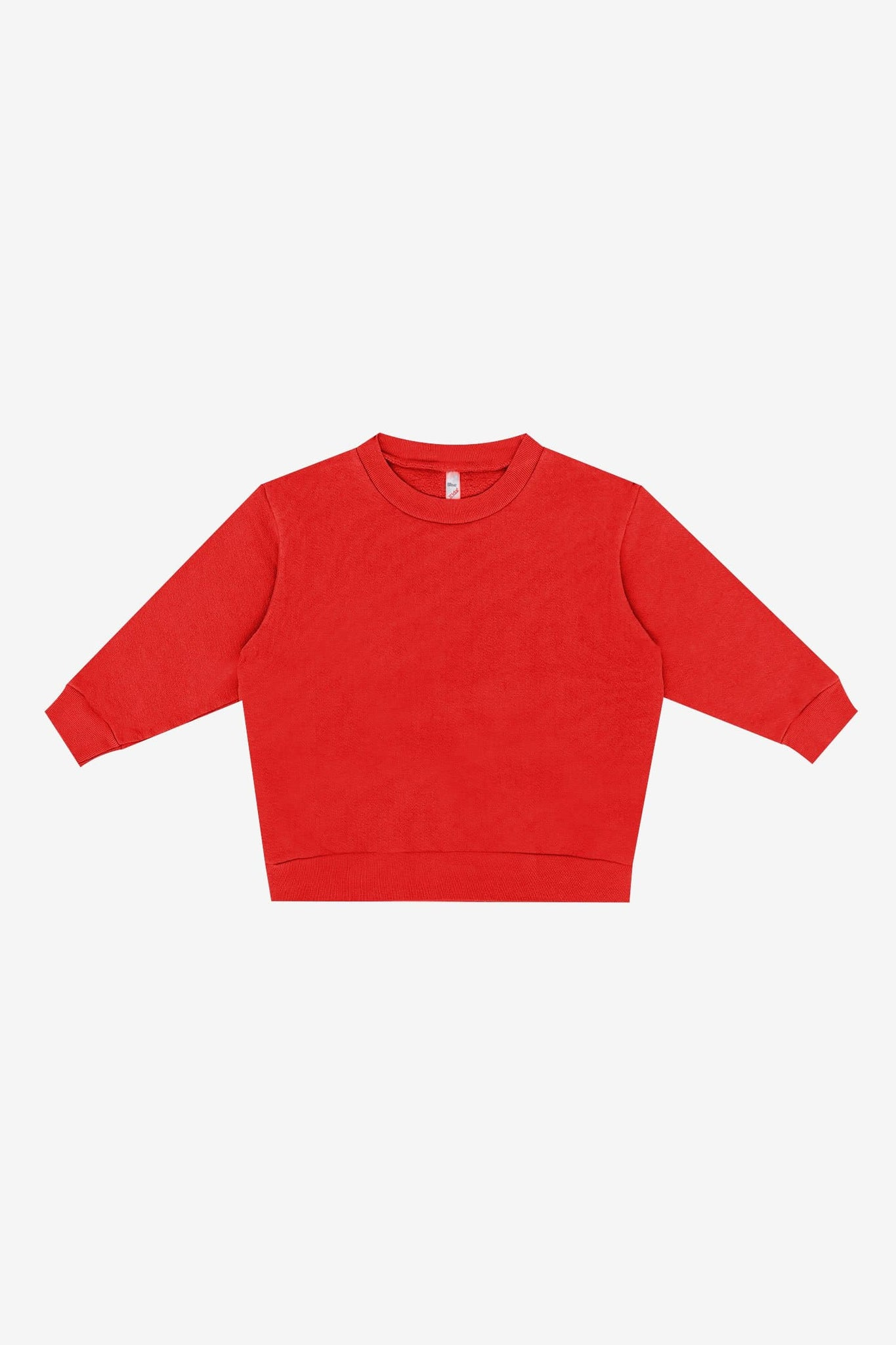 HF107GD - Toddler Heavy Fleece Garment Dye Crewneck Sweatshirt