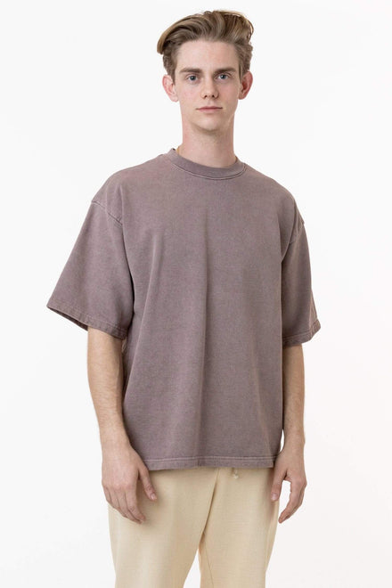 HF14GD - Pigment Dye Heavy Fleece Tee