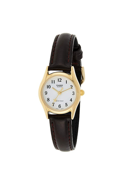 WCHA1094 - Casio Women's Star Leather Watch
