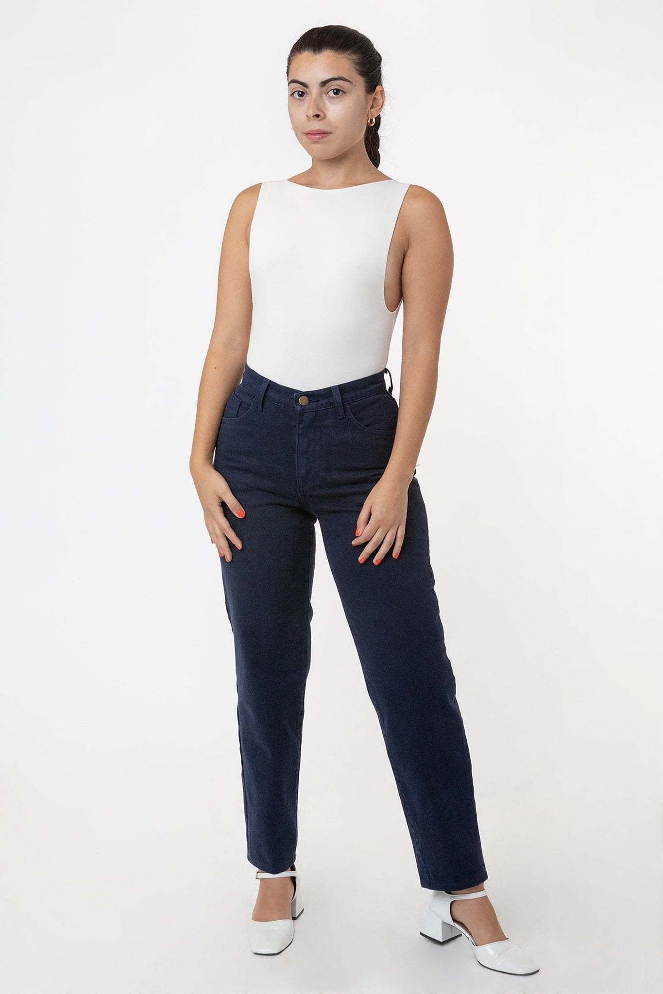 RBDW01GD - Garment Dye Women's Relaxed Fit Bull Denim Jean (Summer 2020)