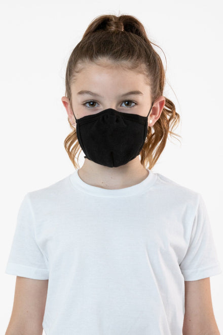 KIDSMASK3 - Kids 3-Pack Cotton Mask
