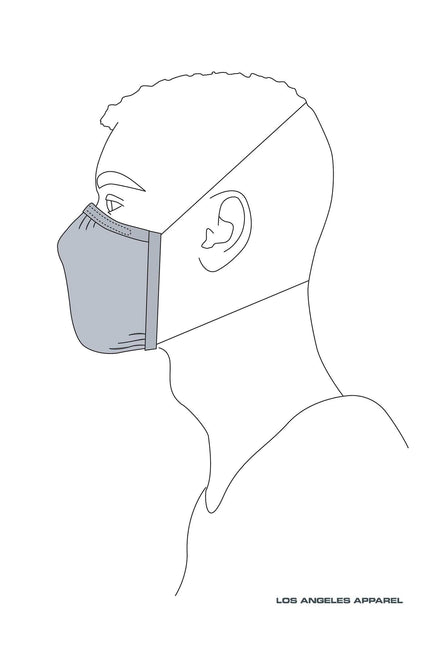 FACEMASK3 UNISEX - 3-Pack Cotton Mask