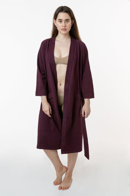 1247GD - Women's Heavy Jersey Bath Robe