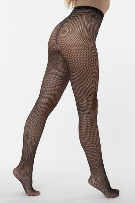 RN010 - Scallop Fishnet Tights