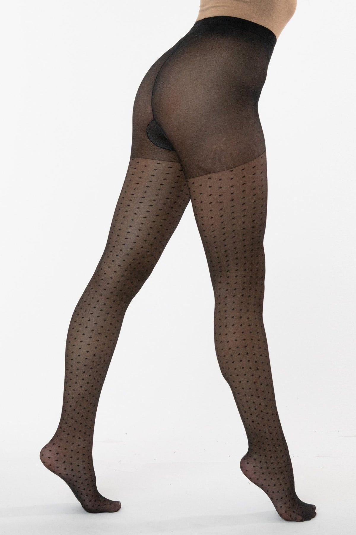RN013 - Small Dots Tights