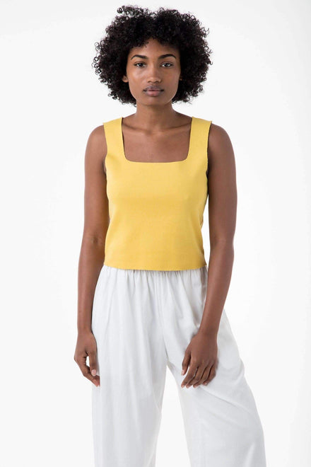 RHR301 - Grocery Tank Tank Los Angeles Apparel Spectra Yellow XS