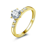 10k Solid Yellow Gold Wedding Ring
