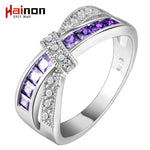 Hainon Cross finger ring