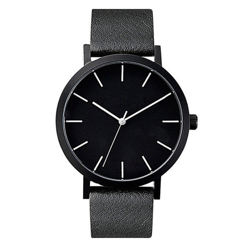 Osm Leather Quartz Watch