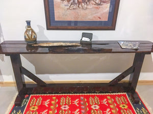 Killarney Co hall table - Swan Creek Artisan