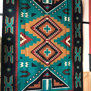 Trading Post Wool 6'x 9' Rug  - Pitchu