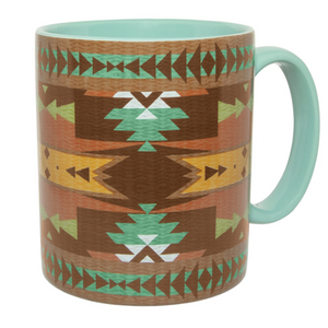 Southwest Mugs - 4 set