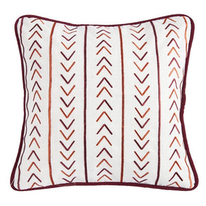 Solace Cushion with feather inner