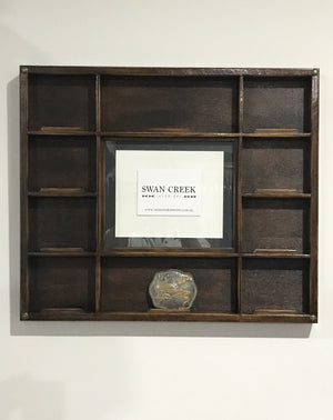 Swan Creek Collection  Display your achievements proudly in a custom Buckle display.  Made by us with natural Karri Pine woods. Custom size and wash/stain/finished options available in matt, satin and gloss.