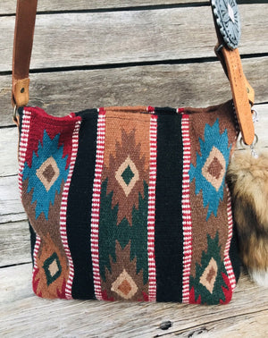 Saddle blanket bag ♦️Lightning Ridge w Grande Buckle