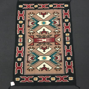 Trading Post Wool 4'x 6' Rug  - Rancetto