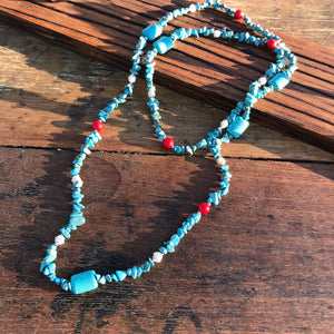 Tijuana stone Necklace