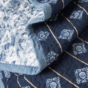 Indios quilted bedding set  - Single / Queen / King