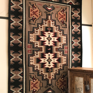 Trading Post Wool 6'x 9' Rug  - Denero