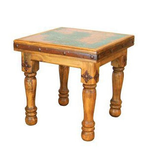 Brazos side table