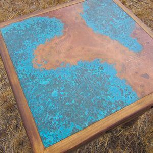 Brazos coffee table