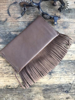 Toronto wallet - Ganache brown