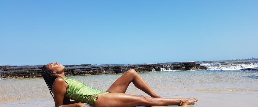 How To Get The Best Beach Tan This Summer (naturally)